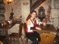 """кафе """"Золотй Дукат"""", где сарят самый ароматный во Львове свежеобжаренный кофе"""