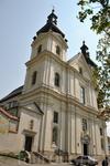 Храм Архистратига Михаила кармелитов босых (1634 г.) - образец раннего львовского барокко. Существует легенда, согласно которой именно кармелиты пустили ...