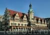 Фотография Старая ратуша в Лейпциге