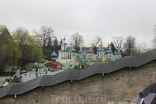 Свято-Успенский Псково-Печерский мужской монастырь (Печоры)  Название города, как легко догадаться, означает «Пещеры» (претендующие на эти земли эстонцы ...