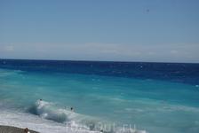 и снова чудесное лазурное море