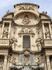 Поражает своей красотой главный фасад Собора, который венчает барельеф Успения Девы Марии, имя которой и носит Собор.