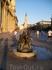 Площадь у базилики в Сарагосе.
