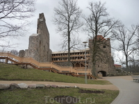 Сигулдский замок