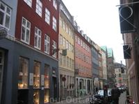 улочки Копенгагена