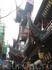 Шанхай, Старый город. Это место сувенирных лавок, художников, ремесленников - как в Москве Арбат