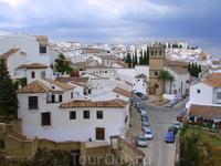 Ронда, один из белых городов Андалусии