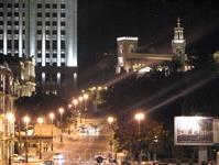Очень красив город ночью