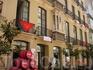 """Праздничный домик в Малаге (продолжение). Вообще же, Feria в переводе с испанского языка означает """"ярмарка"""", хотя, с точки зрения католической церкви, ..."""