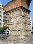 Барельефы арки Галерия