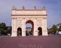 Потсдамская Триумфальная арка