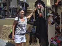 Триора, город ведьм