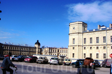 Гатчинский дворец. Павла1