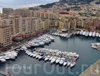 Монако, Старый порт