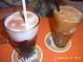 Популярные кофейные напитки на Крите.