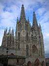 Фотография Кафедральный собор в городе Бургос