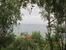 вид на Байкал из дедропарка