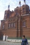 Храм иконы Елецкой Божьей Матери