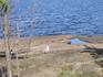 Валаамский пейзаж. Берег Ладоги; сегодня нет шторма