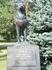 Единственный в России памятник Собакам-подрывникам
