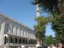 Голубая мечеть...это уже другой вход\выход