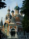 Фотография Николаевский собор в Ницце