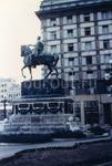 Белград, памятник одному из югославских королей