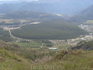 вид с горы Кресты на с.Чемал и остров Патмос (в описании есть сноски на катание на квадроциклах)