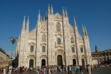 Миланский собор (стиль &quotпламенеющая&quot готика)