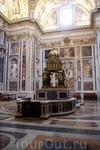 Сикстинская капелла в Санта Мария Маджоре