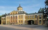 Веймарский Замок Бельведер