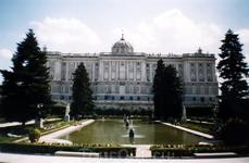 Парк королевского дворца