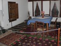 Традиционный болгарский интерьер