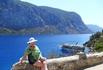 на острове Эгейского моря
