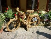 Если велосипед Вам надоел, то это не плохой вариант :)