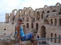 Колизей Туниса!