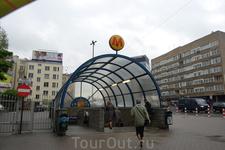 метро в Варшаве