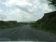 12 августа 2009. трасса Севан - Мартуни.