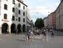 Мюнхен - город велосипедов.