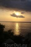 Закат на Ситонии
