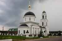 Радонежская Церковь Спаса Преображения