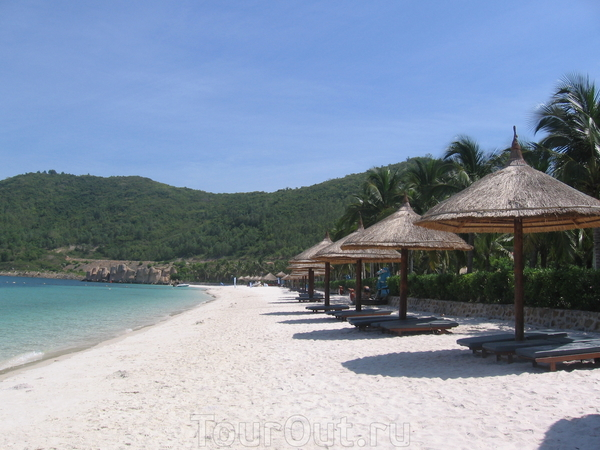 Пляж Ня Чанг
