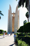 Памятник советско-египетской дружбе в Асуане