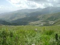 12 августа 2009. трасса Мартуни - Егегнадзор. 3000 метров над уровнем моря!)))