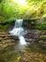 один из каскадов Русиловских водопадов