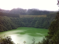 озеро Сете Сидадеш