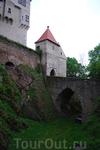 Замок Перштейн. Чехия