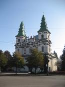 Замки Тернопольской области, Украина