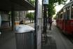 """остановка """"экскурсионного"""" трамвая"""