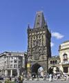 Фотография Пороховая башня в Праге